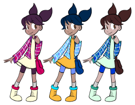 Character Colors