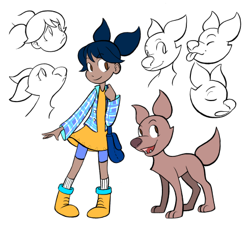 Character Design Colors