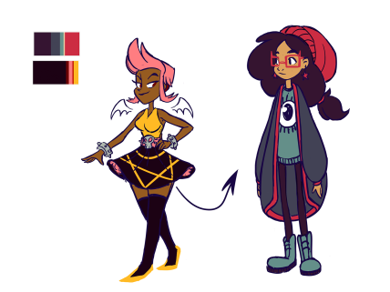 Succubudies Character Concepts-1